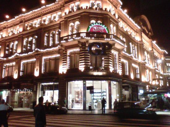 Elevage Buenos Aires Hotel: CC Galerias cerca del hotel