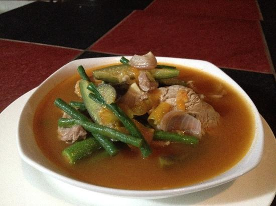 The Little Surfmaid Resort: Best Sinigang ever!
