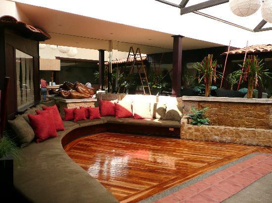 Boutique Hotel Jade: Lobby