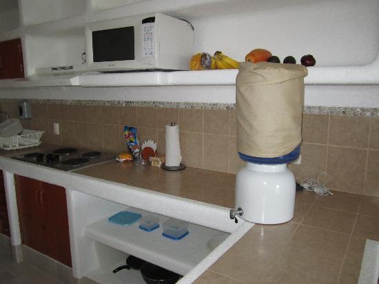 Pacifica Resort Ixtapa: Kitchen