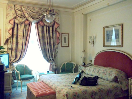 The Ritz London: My Room