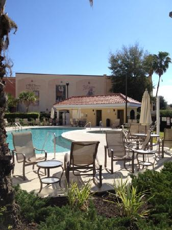 TownePlace Suites The Villages: warm pool