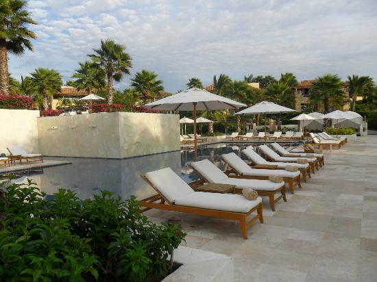 The St. Regis Punta Mita Resort: One of the many pools