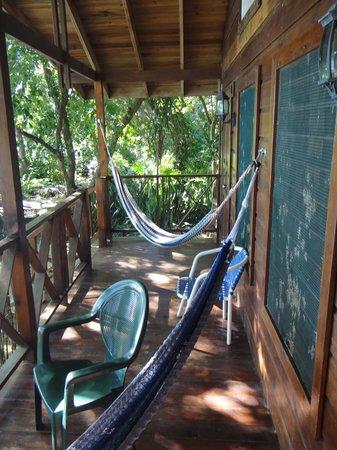 Half Moon Resort: Cabana Deck