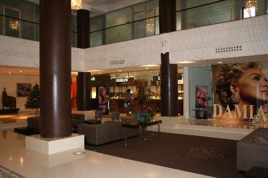 Dostyk Hotel: Lobby