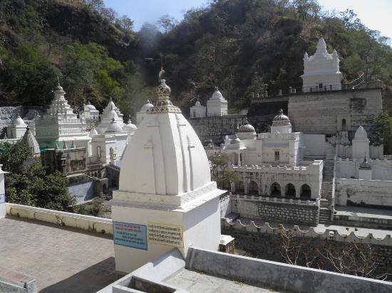 Muktagiri: Beautiful view of the temples