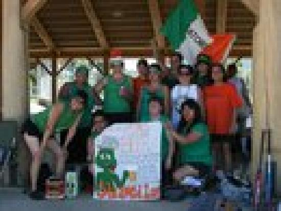 Enderby, Canada: Mainstreet Gators Ladies Slo-pitch team