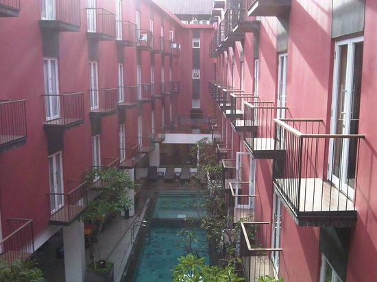 Amaris Hotel Legian: nice view from here