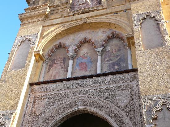 Moschee-Kathedrale (Mezquita de Córdoba): Puerta del perdón Mezquita de Córdoba