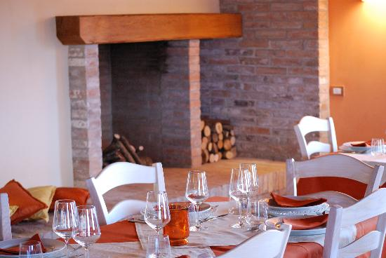 Tenuta Del Perugino: ristorante