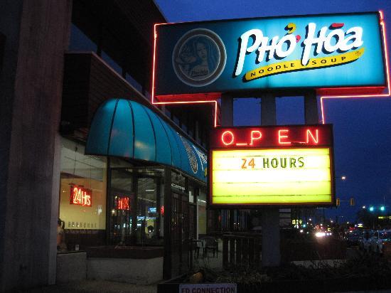 Pho Hoa Restaurant: Anytime