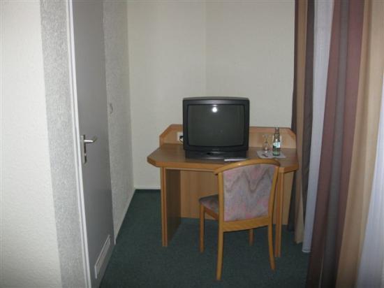 Royal Hotel Stralsund: Hotel am Bahnhof, Zimmerdetail