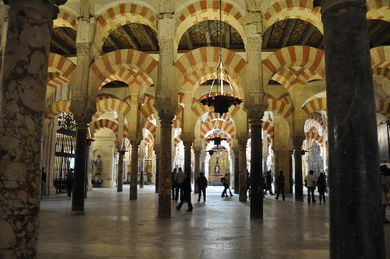 "Primitiva Mezquita de Abd Al Rahman I - Picture of Mezquita Cathedral de Cordoba, CordobaPhoto: ""Primitiva Mezquita de Abd Al Rahman I"""