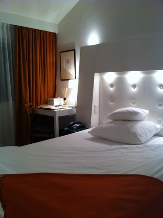 Gerbermühle Hotel: single room