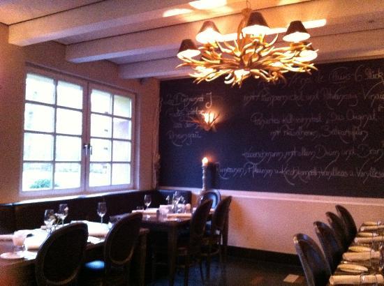Gerbermuehle Hotel: beatiful restaurant