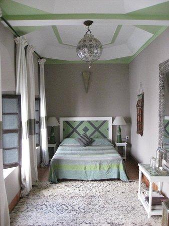 Riad Karmela: My room :)