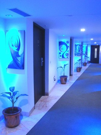Hotel Taj Resorts : Corridor