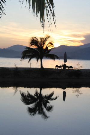 L'Alyana Ninh Van Bay: View from my villa
