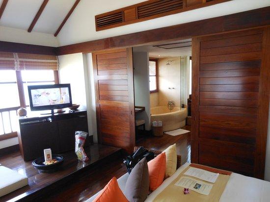 Belmond Napasai: Beach Front Villa Room
