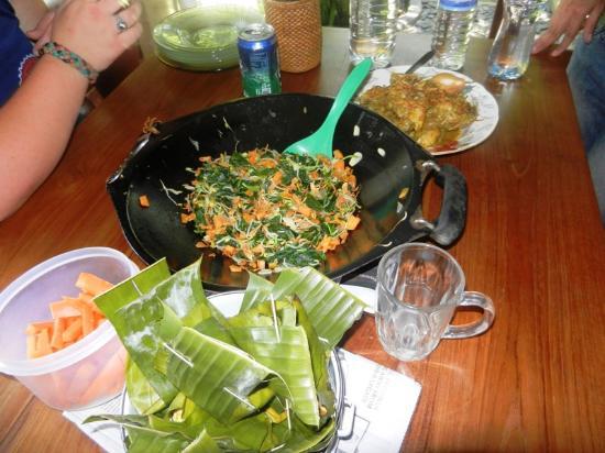 Authentic taste of Bali - Villa Sugarbush, Nyuh Kuning ...
