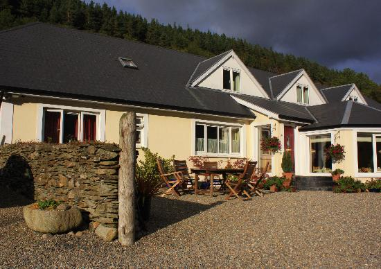 Ireland: County Wicklow - Riversdale House, Glendalough