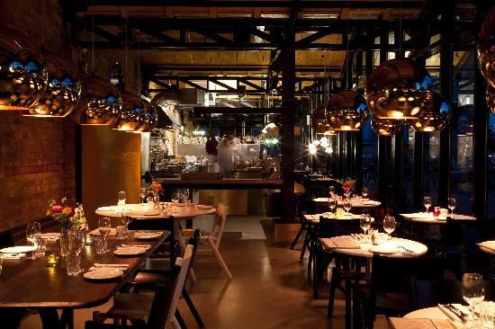 Dock Kitchen Restaurant Picture Of Dock Kitchen London Tripadvisor
