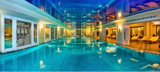 Rixos Almaty: Indoor Pool