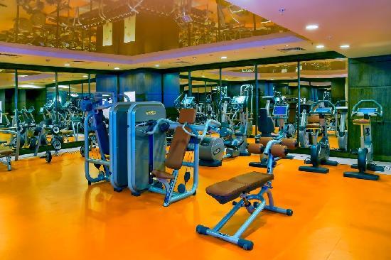 Rixos Almaty: Fitness Centre