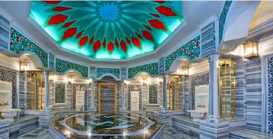 Rixos Almaty: Hammam