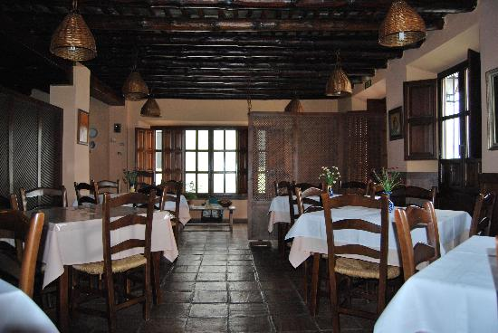 Hotel Rural San Roque: Restaurante