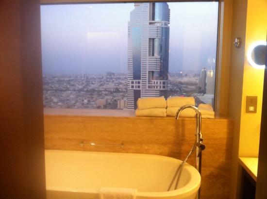 Millennium Plaza Hotel Dubai: bathroom