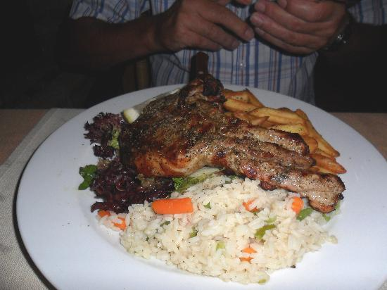 Calypso Restaurant : Amazing meal