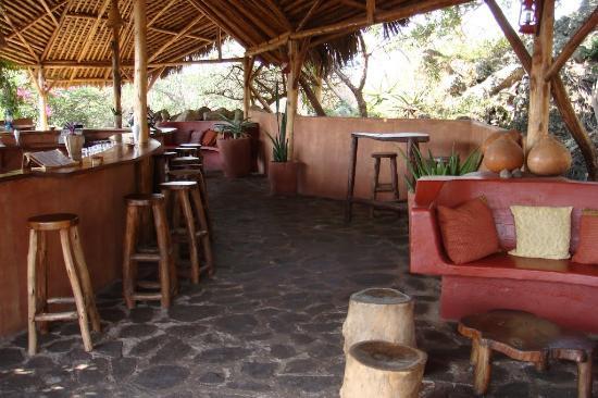 Kia Lodge – Kilimanjaro Airport: Бар