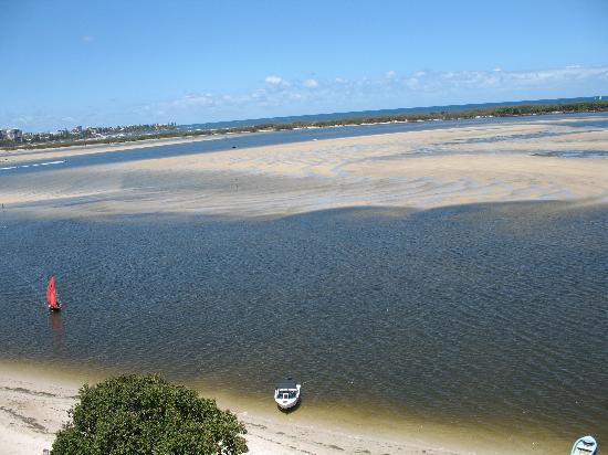 Riviere on Golden Beach: View from balcony 2