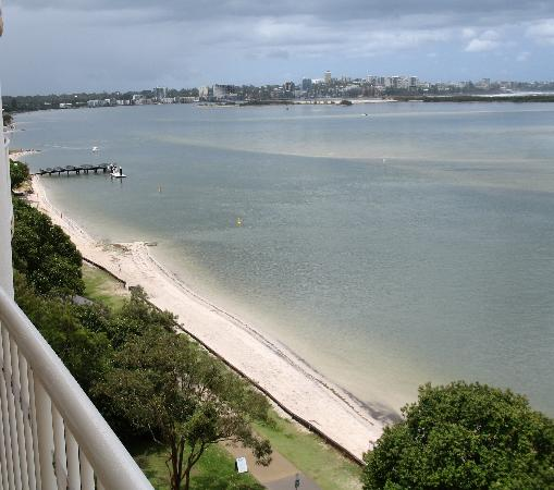 Riviere on Golden Beach: View from balcony 3