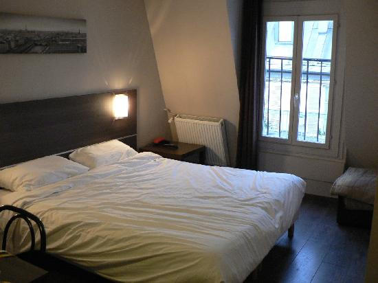 Jeff Hotel- Paris: room501