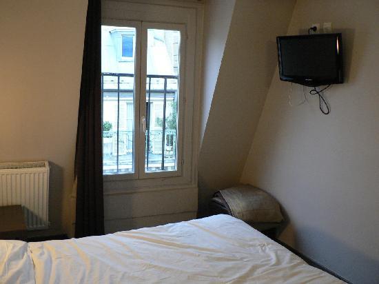 Jeff Hotel- Paris : room501