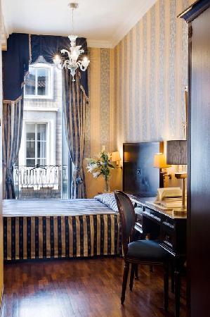 Hotel Del Corso: Camera