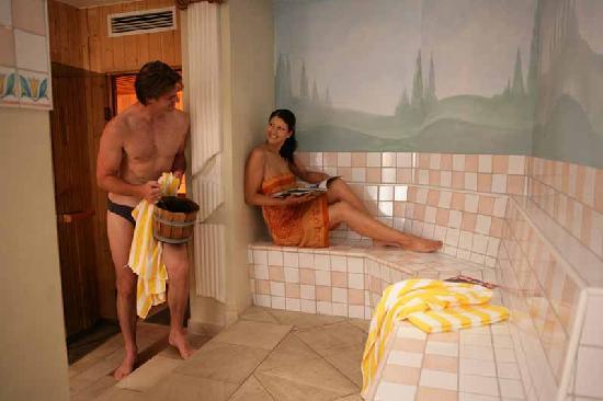 Saunabereich Residenz Tamara