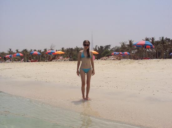 Arabian Park Hotel Public Beach