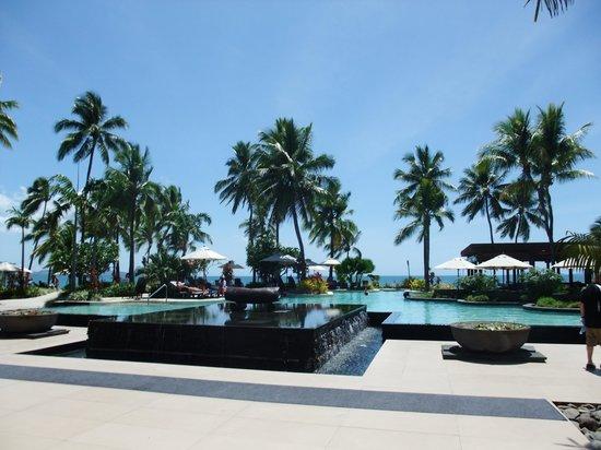 Sheraton Denarau Villas: Sheraton Hotel