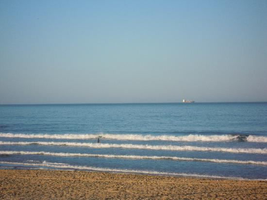 Hotel Praia do Sol : Пляж Коста де Капарика