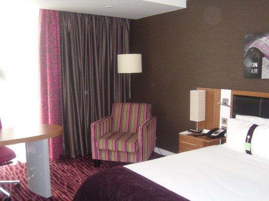 Holiday Inn Manchester MediaCityUK : Trendy