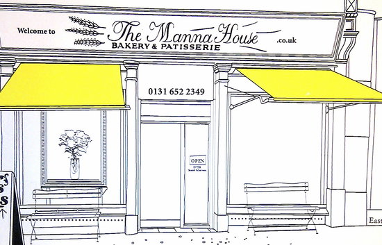 The Manna House Bakery and Patisserie