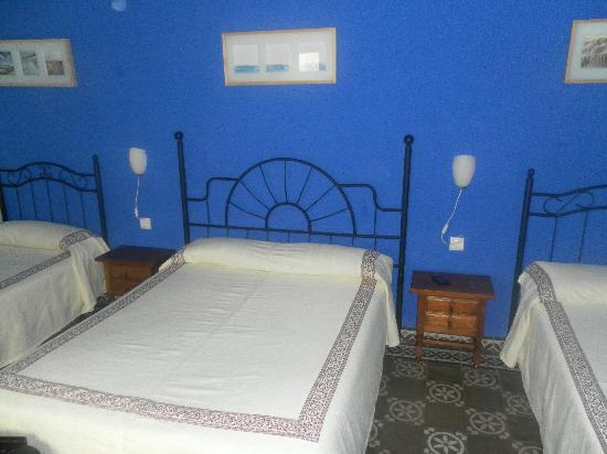 Pension San Pancracio: ensuite room for 2 (or 4 ;))
