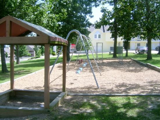 Spinning Wheel Inn: Our Playground in our park