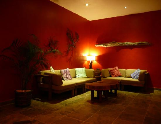 Almaplena Eco Resort & Beach Club : Restaurant area