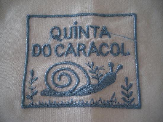 Quinta do Caracol : l'escargot