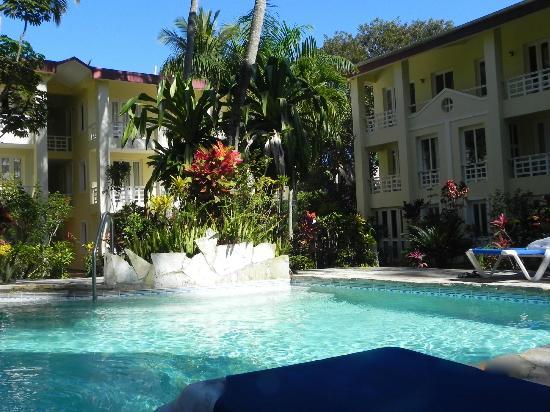 Albatros Condo Hotel : Condo-Hotel Albatros, piscine