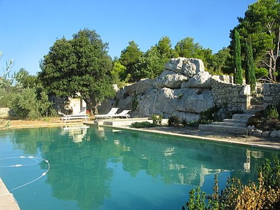 Le Secret des Sources: Piscine du Secret des Sources